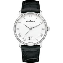 Blancpain Grande Date White Dial Automatic 6669-1127-55B