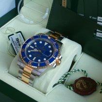 Rolex SUBMARINER STAHL GOLD REF 116613 ++NEU++ B&P+ Foliert