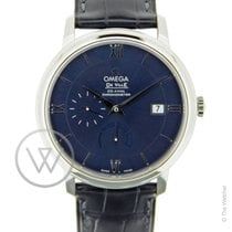 Omega DeVille Prestige Co-Axial Power Reserve New-Full Set