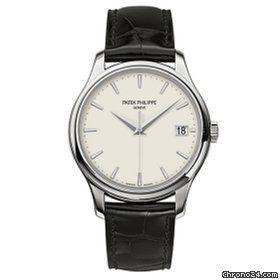 Patek Philippe Calatrava 5227G-001 White Gold Watch for $28,000 for sale  from a Trusted Seller on Chrono24
