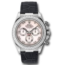 Rolex Daytona White Gold - Diamond Bezel