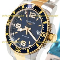 Longines HYDROCONQUEST 41 MM QUARTZ  BLUE DIAL  L37403967