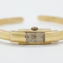 Baume & Mercier 18k Rose Gold Vintage  Ladies Bracelet...