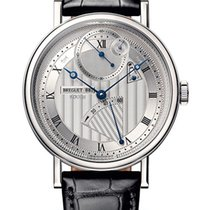 Breguet Brequet Classique Chronométrie 7727 18K White Gold...