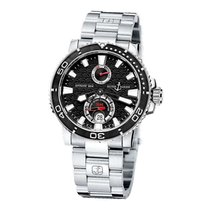 Ulysse Nardin 263-33-7/82 Marine Maxi Diver - Stainless Steel...