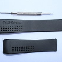 TAG Heuer Carrera rubber watchband 20mm and 22mm