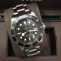 帝陀 (Tudor) 79230N Heritage Black Bay Steel Bracelet Black...