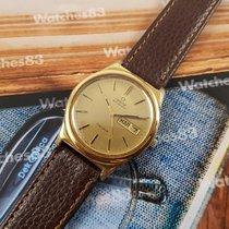 Omega Reloj Omega Geneve automático vintage dorado
