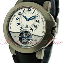 Harry Winston Project Z3 Tourbillon, Silver Dial, Limited...