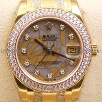Rolex Datejust Special Edition, Ref. 81338 - Golddust Diamant ZB