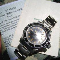 勞力士 (Rolex) Rolex 5513 9,7m serie Patina Unpolished submariner...