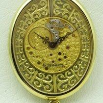 ジャガー・ルクルト (Jaeger-LeCoultre) Vintage Oval Skeleton Pendant...