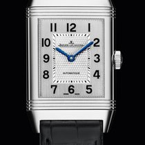 Jaeger-LeCoultre Reverso Classic Large Stainless Steel Silver...