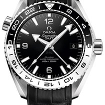 Omega Planet Ocean 600m Co-Axial Master Chronometer GMT 43.5mm...