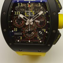 리차드밀 (Richard Mille) RM 011 RICHARD MILLE RM011 CHRONOGRAPH...