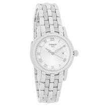 Tissot Ballade III Ladies Silver Dial Swiss Quartz Watch...