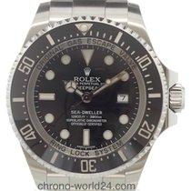 Rolex Deepsea Ref. 116660 TOP /Box/Papiere