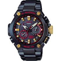 Casio Men's G-SHOCK  MRG-G1000B-1A4DR GPS HYBRID WAVE CEPTOR