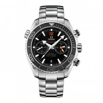 Omega Seamaster Planet Ocean Automatic Chronoscaph with Date...
