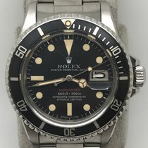勞力士 (Rolex) 1680 Vintage Red Submariner Serial: 30xxxxx Good...