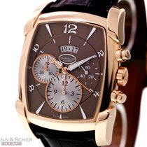 Parmigiani Fleurier Kalpagraphe Chronograph 18K Pink Gold...