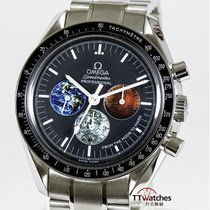 Omega Speedmaster Moon To Mars Special Edition 3577.50 Box Papers