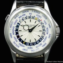 Patek Philippe Ref# 5130G World Time