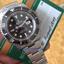 Rolex Sea-Dweller Singel Red Ref. 126600 LC100