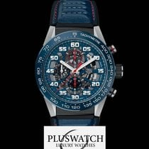TAG Heuer Heuer01 Ed. Speciale Red Bull Racing 45 mm T