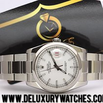 Rolex Datejust 116200 White No box No Paper Like new Just...