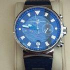Ulysse Nardin Maxi Marine Chronograph Blue Seal Limited...
