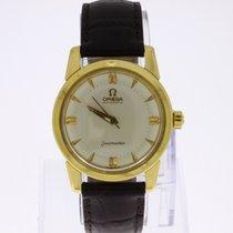 Omega Seamaster Automatic 18K Gold Vintage