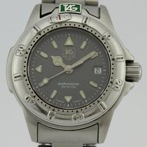 TAG Heuer Professional 200M Steel Lady
