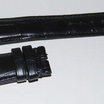 IWC Portugieser Lederband Schwarz 22-18 mm
