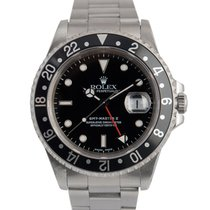 Rolex GMT Master II, with Black Insert, Ref: 16710