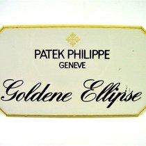 """Patek Philippe Konzessionär Dekorationsständer """"Goldene..."""