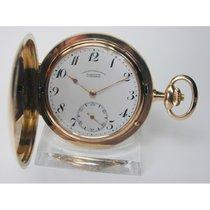 Union Uhrenfabrik  Savonette Taschenuhr von ca. 1912