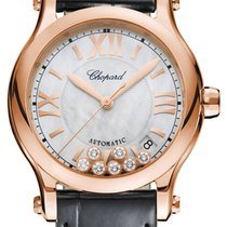ショパール (Chopard) Happy Sport Medium Automatic 36mm 274808-5008