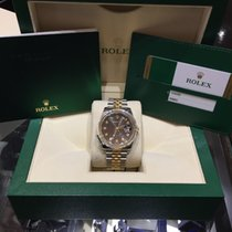 Rolex date just jublie dial