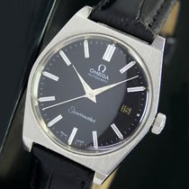 Omega Seamaster Automatic Quick Date Steel Mens Watch