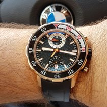 IWC AQUATIMER ROSE GOLD