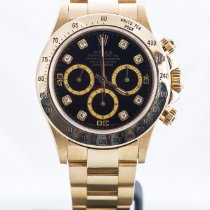 Rolex Daytona Yellow Gold Diamond Full set