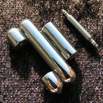 Breitling Rouleaux 18,00mm Glied Link Poliert Stahl Komplett...