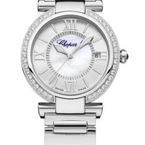 Chopard Imperiale Stainless Steel, Amethyst & Diamonds...