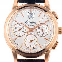 Glashütte Original Senator Chronograph 18kt Roségold Automatik...