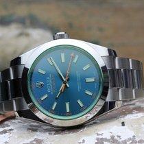 Rolex Milgauss Z-Blue Ref. 116400GV