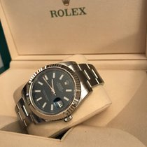 Rolex Datejust II Blue