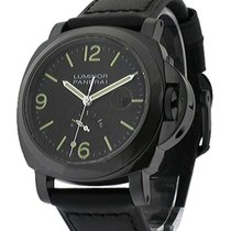 Panerai PAM00028 PAM 28 - Luminor Power Reserve in Black PVD...