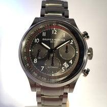 Baume & Mercier Capeland Chronograph 42mm (NEW)