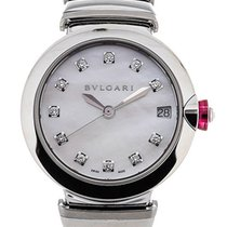 Bulgari Lucea 33 Automatic Steel